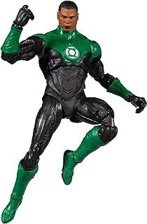 "DC Multiverse Modern Comic Green Lantern (John Stewart) 7"" Action Figure"
