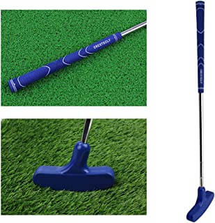 Kofull Junior Mini Golf Putter, 27 inch Rubber Double Way Both Right Handed & Left Handed Kids Height 35.43-43.31 inch (Ages 6-8)