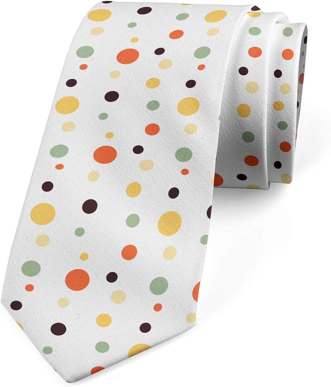 Ambesonne Men's Tie, Circes Sports Fun, Necktie, 3.7