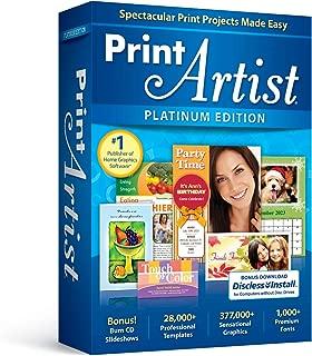 print artist 25 gold for mac