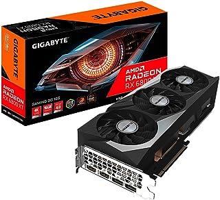 日本ギガバイト AMD Radeon RX6800XT搭載 グラフィックボード GDDR6 16GB GAMINGモデル 【国内正規代理店品】 GV-R68XTGAMING OC-16GD