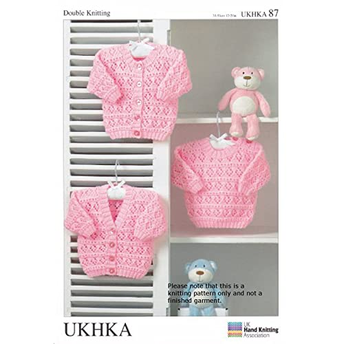 Baby Girl Knitting Patterns Amazoncouk