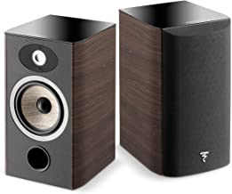 Focal Aria 906 2-Way Bass Reflex Bookshelf Speakers - Pair (Dark Walnut)