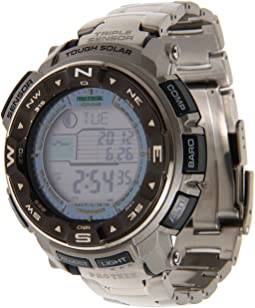 G-Shock - Pro Trek 200 M WR Triple Sensor Watch