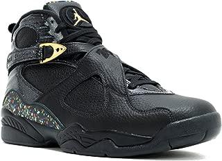 Jordan Air 8 Retro Cigar & Champagne Men's Shoe Black/Gold/Anthracite 832821-004