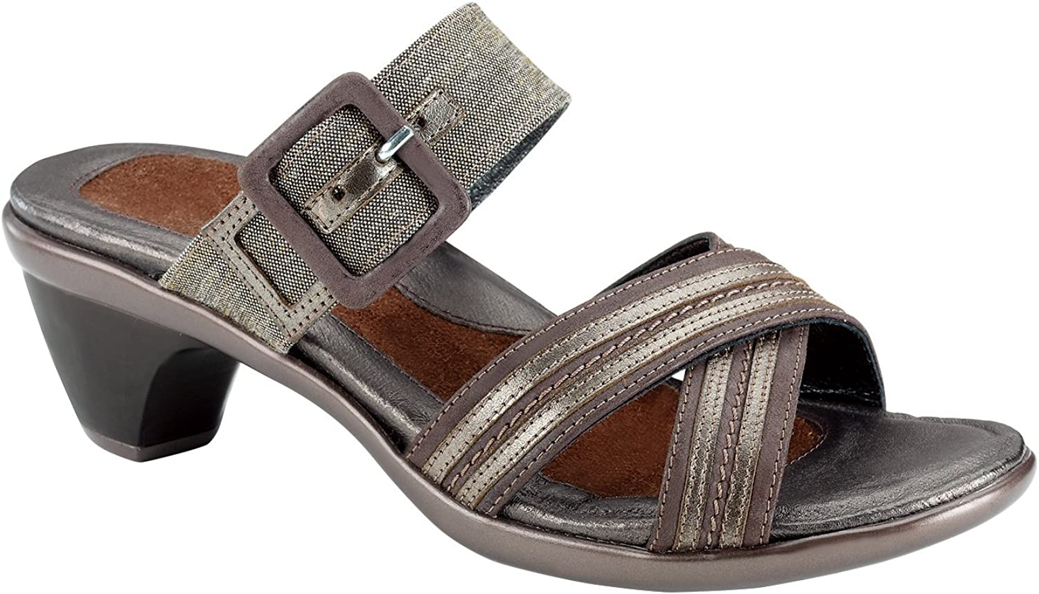 NAOT Womens Marvel Slide Sandal
