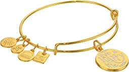 Charity By Design Live a Happy Life Bangle - Joe Andruzzi Foundation
