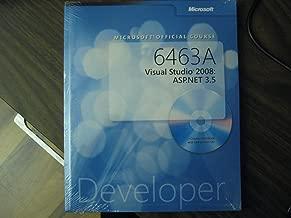 Microsoft Official Course 6463A Visual Studio 2008 ASP.NET 3.5