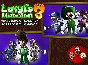 Luigi's Mansion 3 Scarescraper Gameplay with Cottrello Games