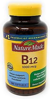 Nature Made Vitamin B12 1000 mcg, 400 Softgels