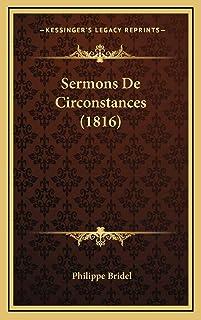 Sermons De Circonstances (1816)