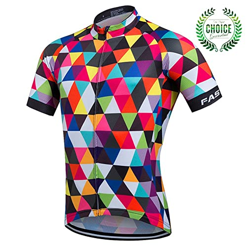 863811415 Cycling Jersey For Men, Men's Mountain Biking Jersey, 2018 Bike Shirt  Jacket Mesh Short