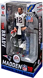 Mcfarlane Madden 18 Tom Brady Ultimate Team Series 2 Exclusive