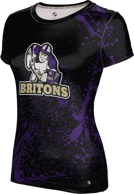 ProSphere Albion College Girls' Performance T-Shirt (Splatter)