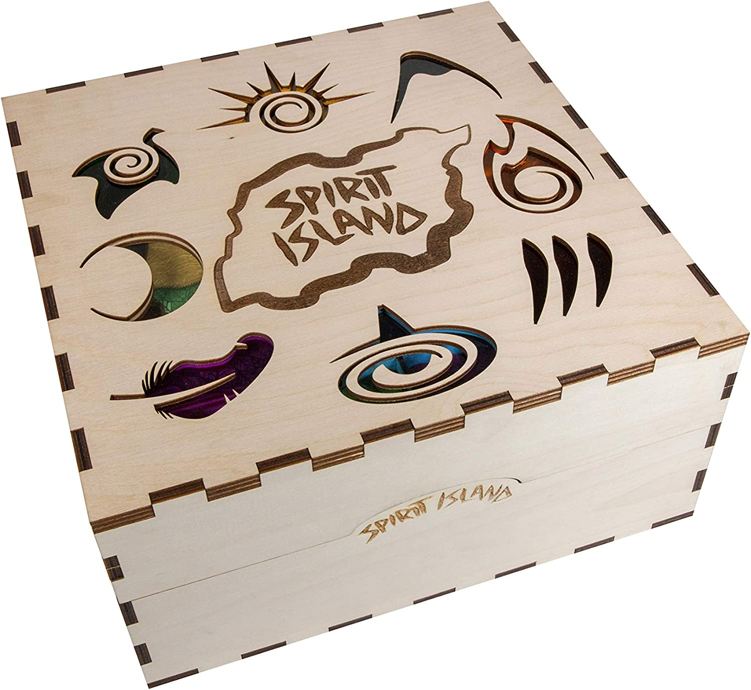New color The Broken Token Spirit Crate Game Upgrade Island Free Shipping Cheap Bargain Gift