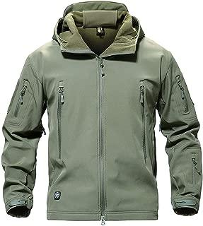 Army Camouflage Men Jacket Coat Military Tactical Winter Waterproof Shell Jackets Windbreaker