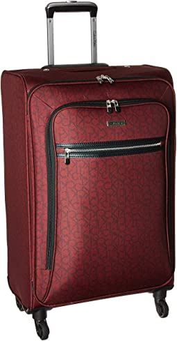 "CK-620 Signature Softside 24"" Upright Suitcase"