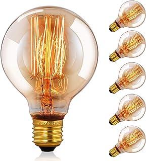10x 40 W balle Incandescente Dimmable Standard Clair Es E27 Ampoule Lampe