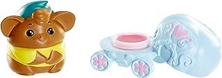 Disney Princess Little Kingdom Fairytale Friends Cinderella Lipgloss - Carriage & Gus Gus Pretend Makeup