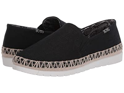 BOBS from SKECHERS Flexpadrille 3.0 (Black) Women