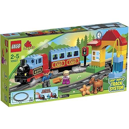 レゴ デュプロ はじめてのトレインセット 10507