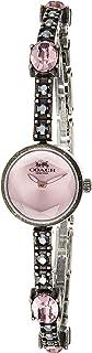 Coach Womens Quartz Wrist Watch, Stainless Steel - 14503434