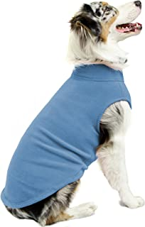 Gooby - Stretch Fleece Vest, Pullover Fleece Vest Jacket Sweater for Dogs