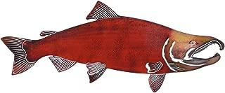 Best salmon metal art Reviews