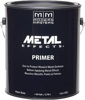 Modern Masters AM203GAL Metal Effects Primer, 1 Gallon, Flat Acid Blocking