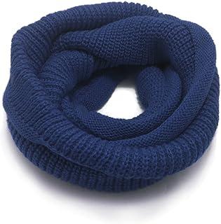 روسری زمستانی HappyTree روسری ضخیم ، گره دار ضخیم ، نوار ضخیم ، بی نهایت روسری نرم و نرمی ، گردن نرم و بلند برای دختران پسر