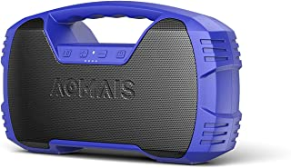 Portable Waterproof Bluetooth Speaker, 40-Hour Playtime Wireless Outdoor Speakers, 25W Rich Bass Impressive Sound, Stereo ...