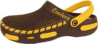 Coolers Mens Summer Beach Clogs Sandals