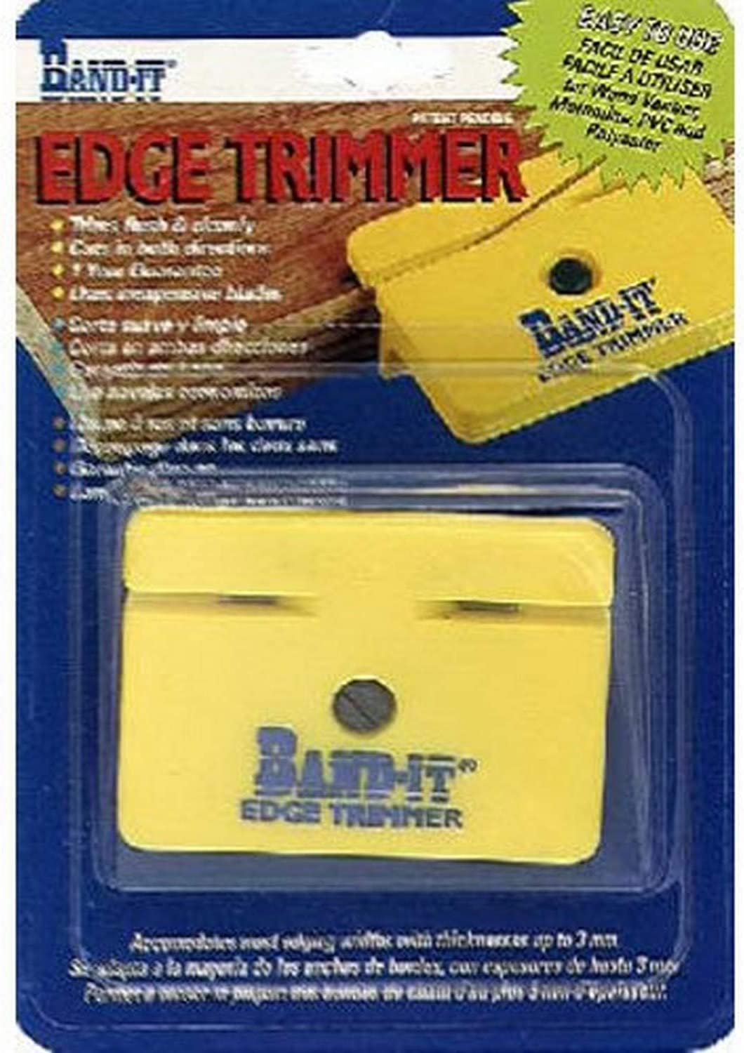 Cloverdale 33437 Band-It Edge Time Free shipping / New sale Trimmer Yellow of 2 Pack