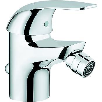 Robinet mitigeur salle de bain bidet maison t/ête mobile Gris Silver Basic 8413