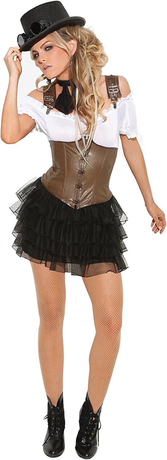 Hot Max 54% OFF Spot Women's Sexy Steampunk Role New Free Shipping Adult Play Lady Costume