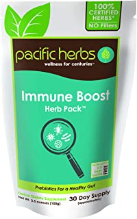 Pacific Herbs Natural Immune Booster Herb Extract