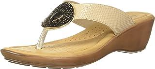 BATA Women's Utsav 3-comf-aw19 Flip-Flops