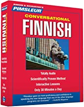 Pimsleur Finnish Conversational Course - Level 1 Lessons 1-16 CD: Learn to Speak and Understand <> with Pimsleur Language Programs (1)