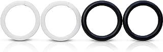 Coxreels 1935-SEALKIT Nitrile Replacement Swivel Seal O-Ring Kit,Black/White 3/8