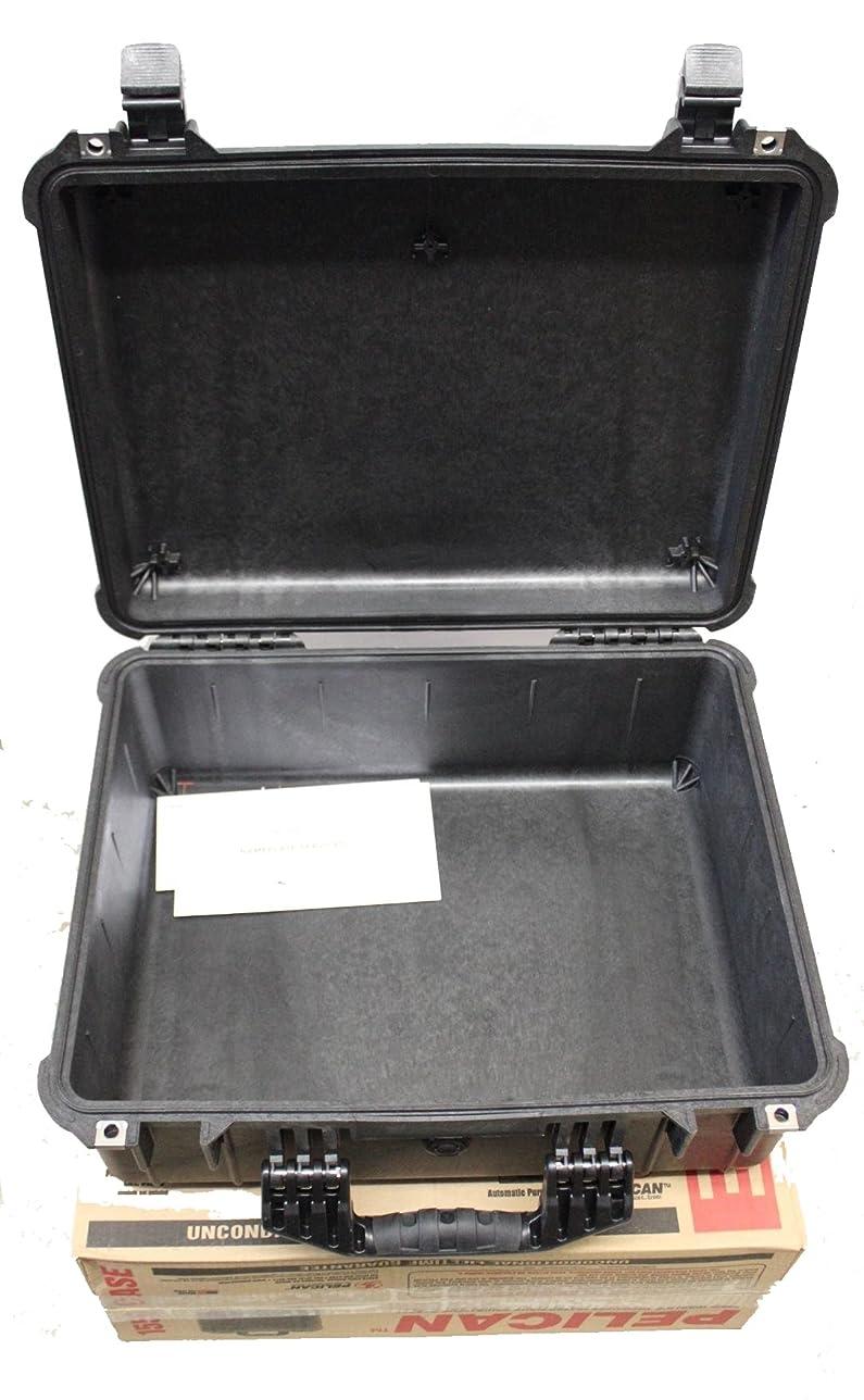店員下テクニカル1550 (フォームなし)黒 524×428×206