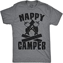 Best happy camper mens t shirt Reviews