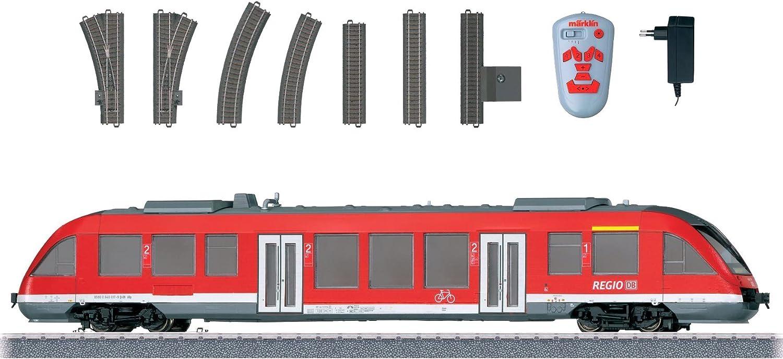 Märklin 29641 Modellbahn Startset, Bunt B01EJAJY3K Mode-Muster  | Erste Klasse in seiner Klasse