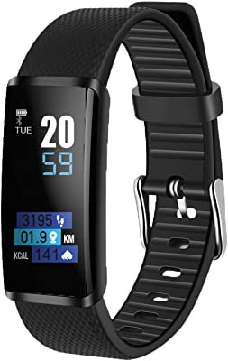 Toreto TOR-99 Activity Tracker, Bluetooth - Black