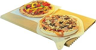 Pepita–Piedra de horno grande con pala y recetas incluidas./Giant Pizza Stone