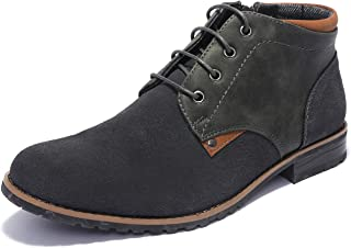 derby ankle boots