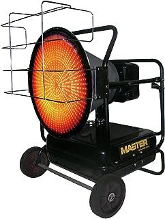 Master MH-125-OFR 125,000 BTU Kerosene Fired Radiant Heater