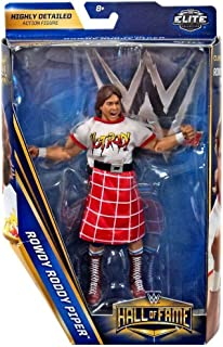 wwe rowdy roddy piper action figure