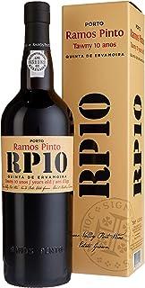 Ramos Pinto Porto 10 Year Old Tawny Quinta de Ervamoira 1 X 0.75 L