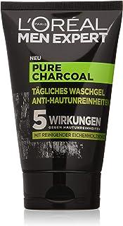 L'Oréal Men Expert Pure Charcoal Wasgel, 100 ml
