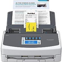 $379 » Fujitsu ScanSnap iX1600 Versatile Cloud Enabled Document Scanner for Mac or PC, White (Renewed)